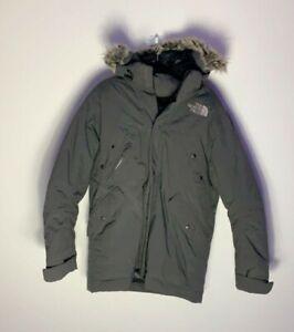 The North Face Parka Fur Trim Jacket - Size M - 100% Authentic - RRP £280.00