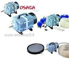 OSAGA LK:35-60 Luft-Pumpe-Kolben-Kompressor Teich-Belüfter-Eisfreihalter