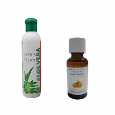 Substance Aromatique Aloe Vera + luftmaxx ESSENTIEL Huile parfumée Orange pour