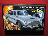 James Bond Goldfinger Aston Martin DB 5 Odd Job 007 Figures Doyusha 1:24 DB5 Car