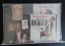 VICTOR BORGE Collectors Set 4 DVD's 1 CD + Souvenir Program NEW Free Ship SEALED