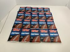 20 Unopened 12 Card Packs of 2003 Topps NFL Football Cards, NEW!