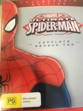 Ultimate Spider-Man: Complete Season 2 (Limited Edition Collector's Box Set)