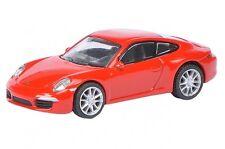 Schuco 1:87 Porsche 911 (991) Red 452613700