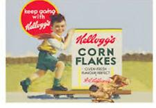 Kellog's Corn Flakes.Robert Opie.Collectors item.KEY RING.4 only left.End Of Sto