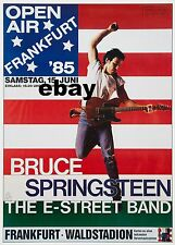 "Bruce Springsteen German 16"" x 12"" Photo Repro Concert Poster"