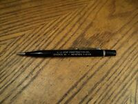 Vintage Autopoint Mechanical Pencil Advertising   Graf Construction  Chicago 30
