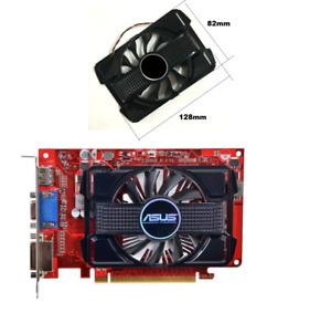 For ASUS EAH5570 HQ GPU Fan  EAH 5570 DI HM512MD3 Graphic Card VideoCard Cooler