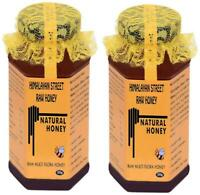 Himalayan Street Raw Honey unprocessed Raw Multi Flora Honey,Honey(Pack-WUx