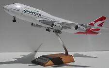 1/200 JC Wings Qantas Boeing 747-400 in latest 2013 livery VH-OJM DIECAST METAL
