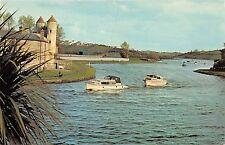 B101098 enniskillen co fermanagh castle of maguires  northern ireland 14x9cm