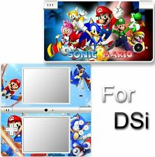 Mario & Sonic at the Olympic SKIN DECAL STICKER for DSi