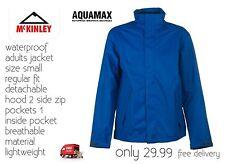 Jacket Waterproof Mckinley Aqua Max Pro Lightweight Jacket Adult Size Small New