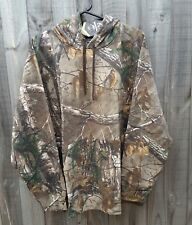 2a47df076461f Realtree Xtra Camo Hoodie Jacket Hunting Fishing - Men s XL