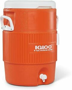Water Cooler Jug IGLOO 5-Gallon Heavy Duty Beverage Sports Work Party Outdoor