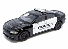 Welly 1/24 2016 Dodge Charger Pursuit Police Diecast Car Model 28079P-D