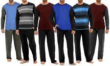Mens  PJ Pyjama Set PJ's Pyjamas Sizes S-4XL