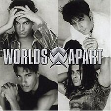 "Worlds Apart ""Everybody"" CD NEU 16 Tracks RAR"