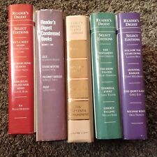 Readers Digest 1985-2000 Lot of 5