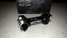KCNC RoadPRO Scandium Bike Stem  w/titanium bolts 110MM/31.8MM WEIGHT WEENIE