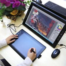 "GAOMON M106K PRO 10"" Professional Graphics Tablet for Drawing USB Pen Art 8192"