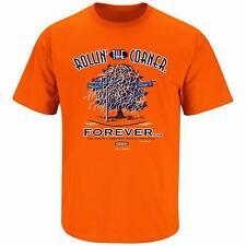 Smack Apparel Auburn Football Fans. Rollin The Corner Orange T Shirt Size L