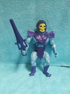 Vintage 1981 MOTU Skeletor Masters Of The Universe He-Man Complete & NEAR MINT!