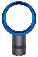 NEW Dyson AM06 Desk Fan: 301203-01 Iron/Blue