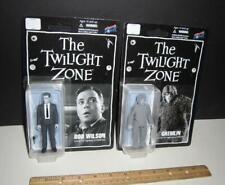 "Twilight Zone Gremlin /Bob Wilson - Retro 3.75"" Bif Bang Pow Nightmare 20,000 Ft"