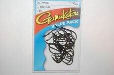 gamakatsu octopus hooks size 2/0  25 per pack 02412-25 value pack