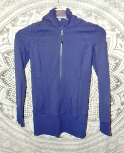 Lululemon Blue Daily Practice Jacket