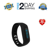 Fitness Tracker Watch Bluetooth Activity Monitor Smart Running Heart Rate, NEW