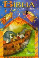 La Biblia para niños / The Bible for Children, Paperback by Editorial Epoca (...