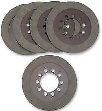 BARNETT PERFORMANCE CLUTCH FRICTION PLATES 302-30-10007