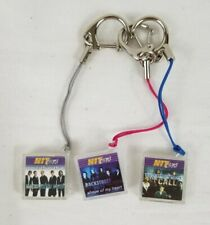 Lot 3 Vintage Tiger Hit Clips Backstreet Boys HitClips Music Cartridges Tested!