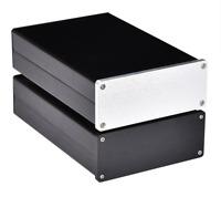 Aluminum amplifier chassis DAC Enclosure /PSU case/preamp Box DIY 172*70*261mm