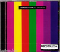 CD Pet Shop Boys Introspective ELECTROSPECTIVE Stickered Last EMI Germany NEU