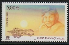 La Francia sg3991 2004 Marie marvingt (AVIAZIONE Pioneer) Gomma integra, non linguellato