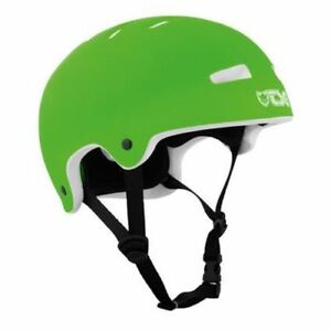 Kinderhelm TSG SUPERLIGHT Solid MTB BMX Helm für Kinder grün Fahrradhelm XXL