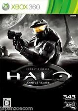 Used Xbox 360 Halo: Combat Evolved  MICROSOFT JAPAN JP JAPANESE JAPONAIS IMPORT