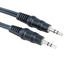 Cavo Collegamento Audio Jack 3,5mm Maschio-Maschio Lunghezza 5m hsb