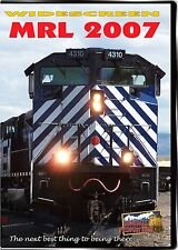 MRL 2007 HIGHBALL PRODUCTIONS NEW DVD-R VIDEO SD70ACE'S BNSF +