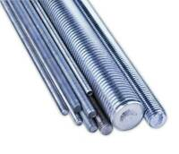 Gewindestangen Gewindestab Güte 8.8 Schwarz Verzinkt Stahl DIN975// DIN976 M2~M4