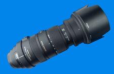 Sigma 50-500mm F/4.5-6.3 APO HSM DG OS Lens, Sigma SA Mount Foveon Cameras Only!