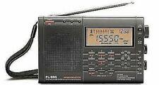 Receptor HF TECSUN PL-660 Fm Mw Lw Sw Ssb Pll World Receiver + Aire Banda