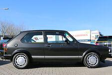 Aufkleber Zierstreifen Dekorstreifen silber VW Golf 1 I 2 GTI Pirelli Jetta GLI