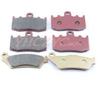 Front & Rear Brake Pads For BMW R1100S 00-03 R1150GS 01-04 R1150RT 00-04 R850RT