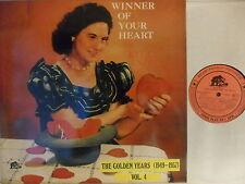 Kitty Wells - Golden Years 1949-57 Vol.4 - LP 1987 D - Bear Family BFX 15239 [4]
