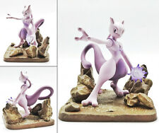 Collections Anime Figure Toy Pokemon Mewtwo Figurine Statues 11cm