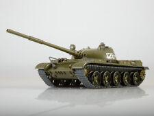 Scale tank model 1:43, Т-62